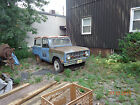 Ford  Bronco 1968 ford bronco 4 wheel drive 3 on the tree