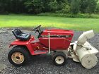 Cub Cadet 782 Garden Tractor With New Engine Swap And Snow Blower