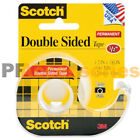 3M Scotch Double Sided Tape 1 2 x 130 Photo Safe w Stationery Tape Dispenser