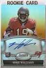 MIKE WILLIAMS RC $100 BV ***AUTO GOLD REFRACTOR*** 2010 Bowman Sterling #MW 25