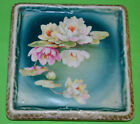 Altenburg China Tile Dish Germany Hand Painted