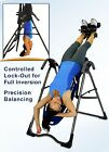 Inversion Table/ Comfort/ Teeter/ Stretch/ Folds For Storage/ Easy Assembly