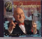 PETE FOUNTAIN A Touch of Class Classic 60s Jazz Ranwood Release Rhapsody in Blue