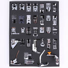 32 Pcs Domestic Snap-On Home Household Sewing Machine Presser Feet Set Kit