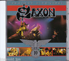 Free Shipping! SAXON GREATEST HITS LIVE CD JAPAN Out Of Print VICP-105