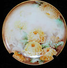 VTG SCHUMANN BAVARIA GERMANY SERVING ROUND PLATTER HAND PAINTED SIGNED REICHMANN