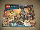 NEW & SEALED Lego Pirates of the Caribbean Whitecap Bay (4194) Jack Sparrow