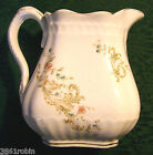 Royal Vitreous Ceramic Pitcher/Jug Maddock & Sons England 1880-96 #112 Aesthetic