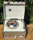 A+ 1964 PENNCREST 5213 Vacuum Tube PHONOGRAPH RADIO  JC Penney's Record Player