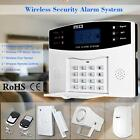 Wireless GSM Home Burglar Security Alarm System Detector Remote Control BB NW77