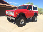 Ford  Bronco 2 door 1968 ford bronco