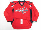 WASHINGTON CAPITALS AUTHENTIC HOME TEAM ISSUED REEBOK EDGE 2.0 7287 JERSEY 58+