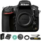 BRAND NEW Nikon D810 Digital SLR DSLR Camera Body Only Black