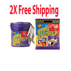 2X Jelly BELLY BEAN BOOZLED 19oz + MYSTERY DISPENSER GAME 35oz 2 pack 102249H