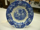 Antique Enoch Woods English Scenery Bowl, Woods and Sons, England