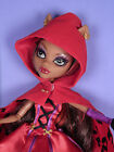 Clawdeen Wolf Dead Riding Hood Scarily Ever After Monster High Exc. Condition