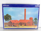 Pola HO Scale 1:87 Brickworks Model Kit # 11805 New Shrink Wrapped