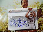 Alonzo Mourning autographed auto UPPER DECK UDA UD Authentic SP SPX signed HOFER