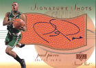 2001 Sweet Shot Paul Pierce Signature Shots AUTO SP!