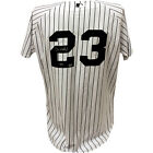 Steiner Don Mattingly Signed Pinstripe Yankees Jersey (MLB Auth)