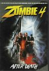 Zombie 4 After Death DVD 2002