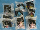 McDonalds Happy Meal Toys 2001 MONSTERS INC Lot 9 DUPLICATES 5 6 8