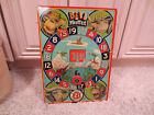 Vintage Antique Bell Target A Game of 21 Metal Toy Circa 1930s or 1940s
