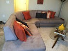 Mid-Century 3-Piece Sectional (1955) - Gray