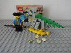 Vintage Lego Pirate Set 1802 Tidy Treasure Complete with Instruction Manual