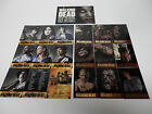Walking Dead Season 1 Trading Card Complete Base & Foil Card sets, Display Box