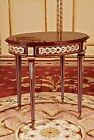 G-Sam-104 French oval Table Louis Xvi Style
