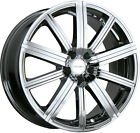 Mercedes Benz CLK C207 CLA C117 2012 2015 WHEELS 19X80 DeCorsa 5X112 Set of 4