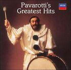Pavarotti's Greatest Hits (CD, Sep-2007, 2 Discs, Decca (USA))