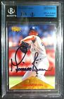 MARIANO RIVERA 1996 Pinnacle Rookie RC auto BGS JSA certified AUTOGRAPH YANKEES