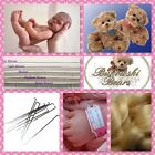 Nod Gril reborn doll Kit By Donna Rubert + Extra