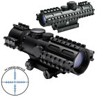 NcStar 2 7x32 Blue Compact Scope 3 Rail Sighting System P4