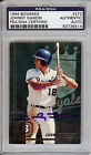 Johnny Damon Cards, Rookie Card and Autographed Memorabilia Guide 29