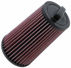 K&N Air Filter Mercedes-Benz C230,SLK200, E-2011