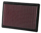 K&N Air Filter Chrysler,Dodge 300,Challenger,Charger,Magnum, 33-2295