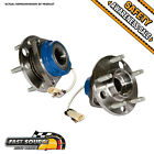 2 NEW Front Wheel Hub Bearing Assembly DEVILLE SEVILLE 88 98 CENTURY LESABRE LSS
