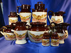 11 McCoy Pottery Spirit of 1976 Canister Pitcher Bean Cookie rare vintage Lot
