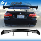 Universal GT Wing ABS Glossy Black 57 Inch 150cm JDM Trunk Spoiler
