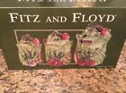 Fritz & Floyd Vegetable Garden Canisters