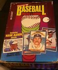 1986 Donruss WAX BOX Vintage 36 Factory Sealed PACKS Jose Canseco McGriff Rookie