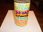 Vintage Tin Coin Bank--1976 Chelsea Marketing Corp.