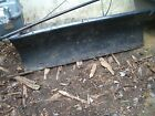 SEARS CRAFTSMAN 42 SNOW BLADE PLOW FOR MOWER TRACTOR MODEL 48624443 EX+