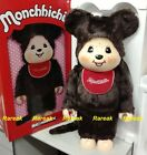 Medicom 2016 Be@rbrick Monchhichi 1000% Flocked Monchichi Monkey Bearbrick 1pc