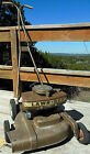 Rare Vtg. 1959-60 Lawn-Boy Gold Bricktop Mower Model 5210, 18