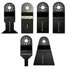 6 Variety PK Bi-metal Saw Blades Kit For Fein Bosch Dremel DeWalt Makita