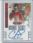 2014 Panini Contenders Football Rookie Ticket Autograph Variations Guide 107